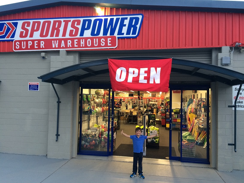Coffs Harbour Sports store at Park Beach Plaza